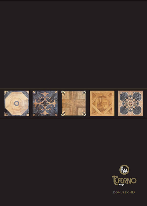 Copertina catalogo Domus Lignea