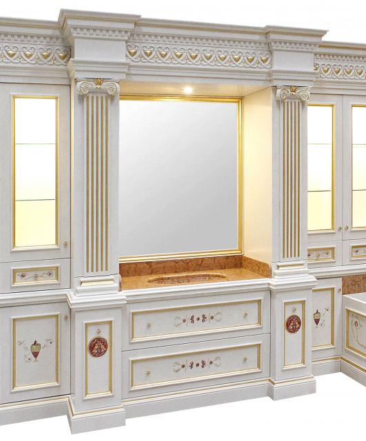 Sala da bagno in stile Whitehall