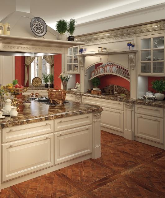 Cucina Osterley Tortora