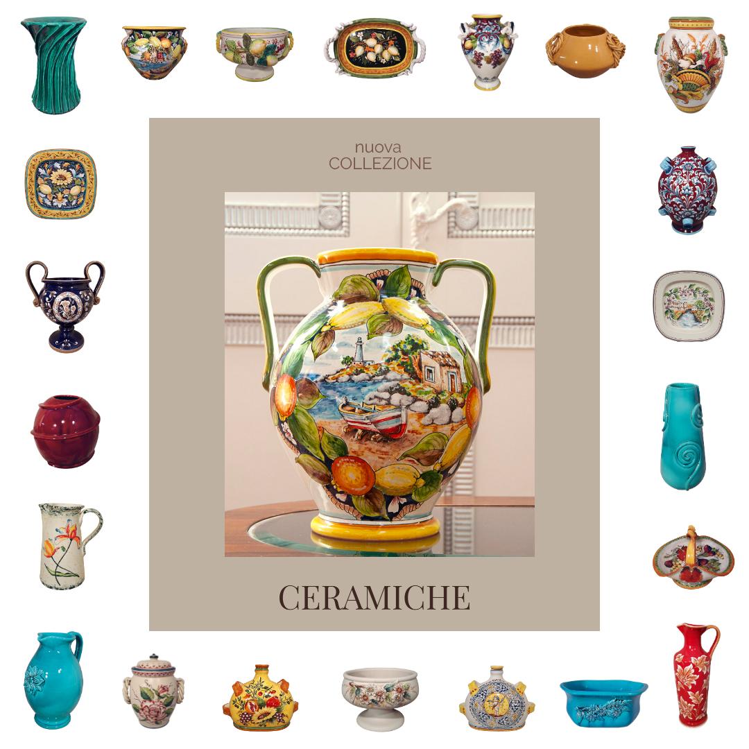 Ceramiche Tiferno // Una pregiata collezione di vasi senza tempo